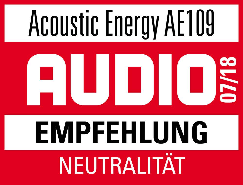 AE109 Review: Audio Magazine (Germany)